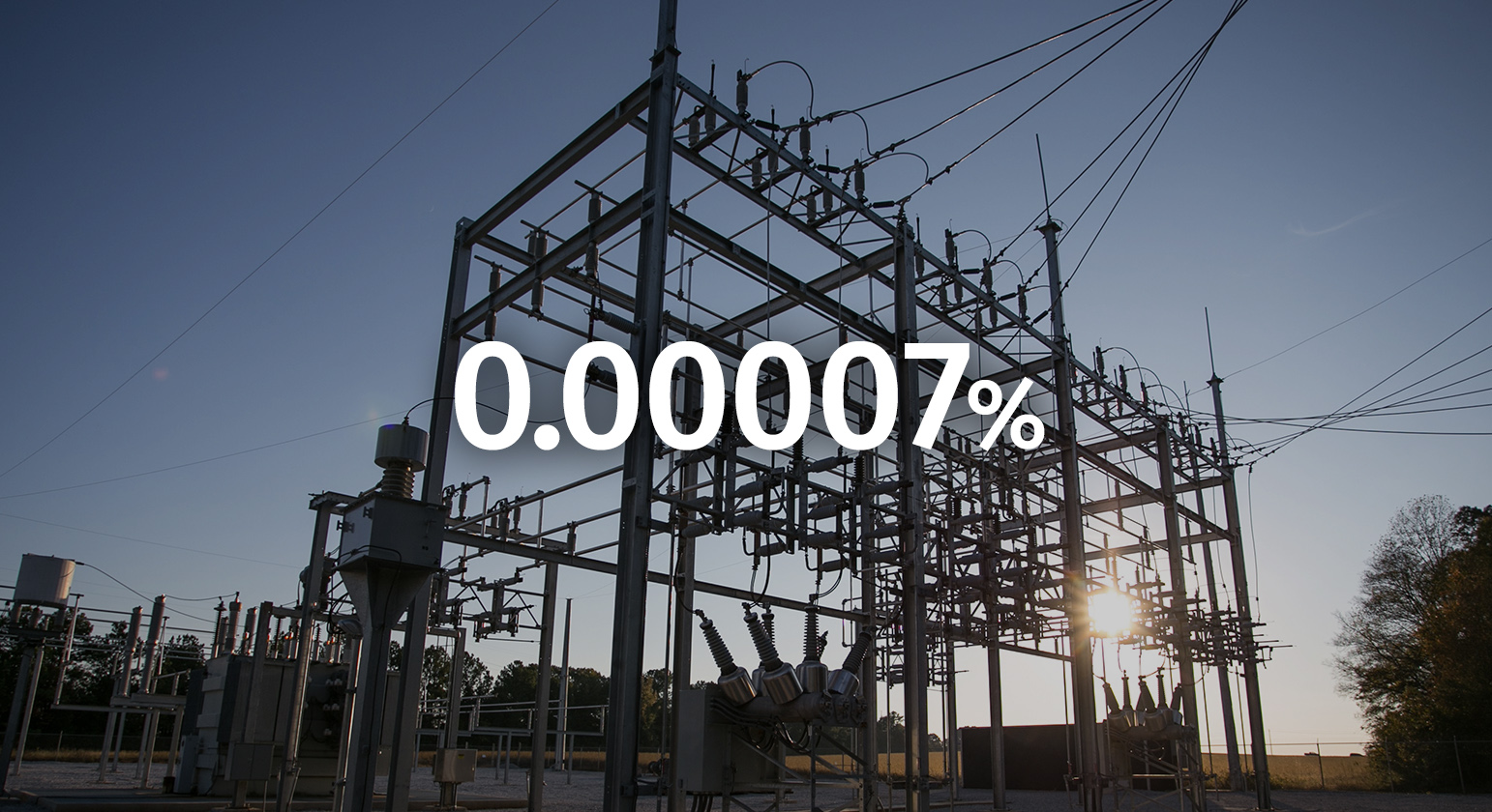 Debunking the Narrative Behind a Power Industry Bailout: 0.00007%