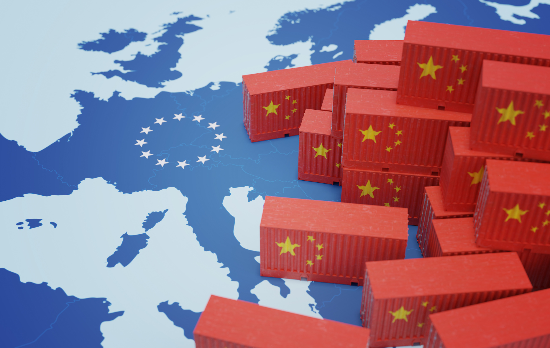 Home Advantage: How China's Protected Market Threatens Europe's Economic Power
