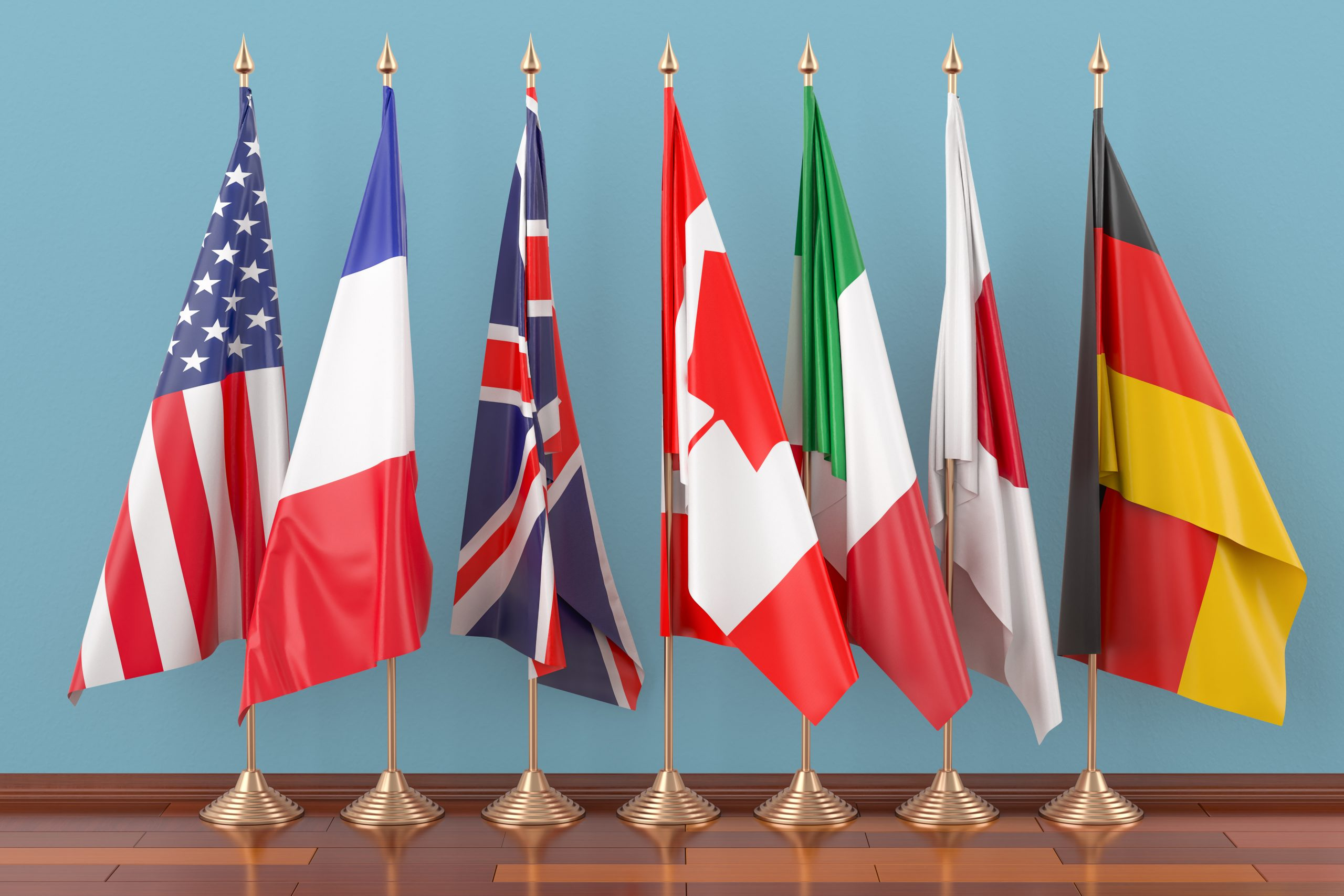 The Making of a G7 Summit